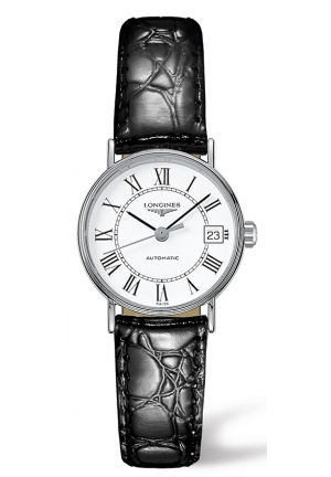LONGINES PRESENCE AUTOMATIC L43214112, 25.5MM