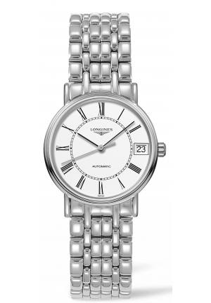 LONGINES PRESENCE AUTOMATIC L43224116, 30MM