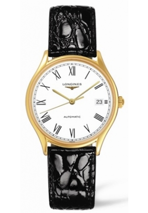 LONGINES LYRE AUTOMATIC MEN L4.760.2.11.2