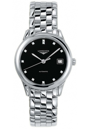Flagship Mens - Black Dial L47744576, 35mm