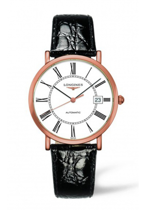 THE LONGINES ELEGANT L47878110, 37MM