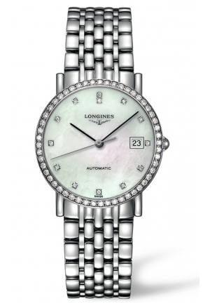 LONGINES The Longines Elegant Collection L48090876, 34.50 mm