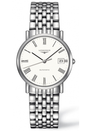 LONGINES ELEGANT COLLECTION AUTOMATIC L4.809.4.11.6