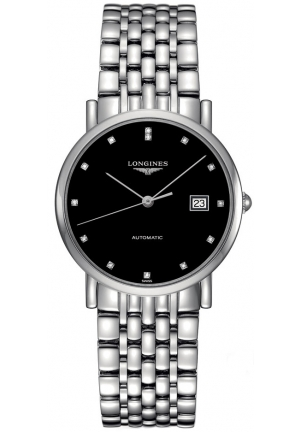 THE LONGINES ELEGANT COLLECTION L4.809.4.57.6