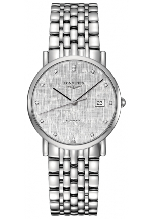 THE LONGINES ELEGANT COLLECTION L4.809.4.77.6