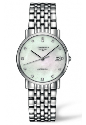 LONGINES The Longines Elegant Collection L48094876, 34.50 mm