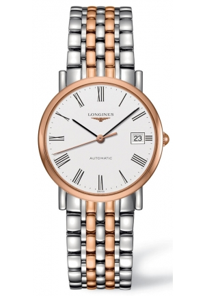 THE LONGINES ELEGANT COLLECTION L4.809.5.11.7