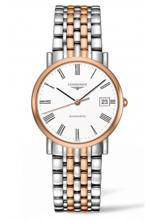 THE LONGINES ELEGANT L48095117, 34.5MM