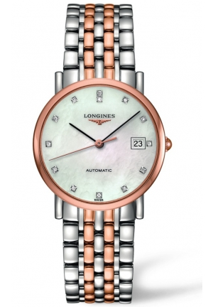 LONGINES The Longines Elegant Collection L48095877, 34.50 mm