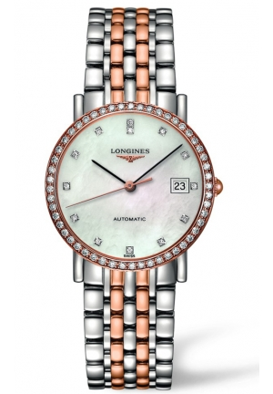 LONGINES The Longines Elegant Collection L48095887, 34.50 mm