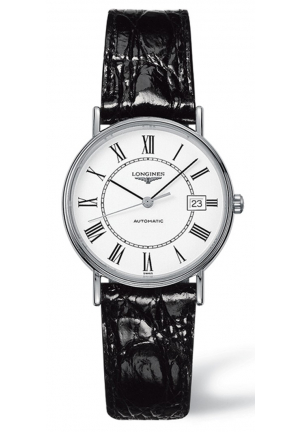 LONGINES PRESENCE AUTOMATIC L48214112, 34.5MM
