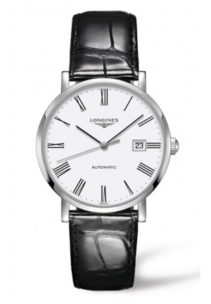 THE LONGINES ELEGANT L49104112, 39MM