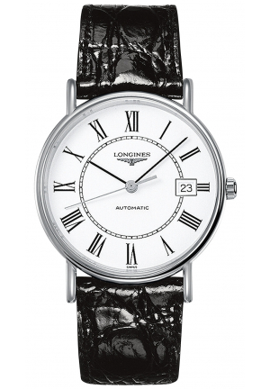 LONGINES PRESENCE AUTOMATIC L49214112, 38.5MM