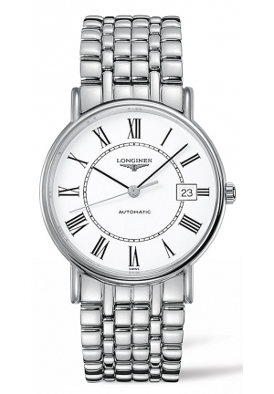 LONGINES PRESENCE AUTOMATIC L49214116 , 38.5MM