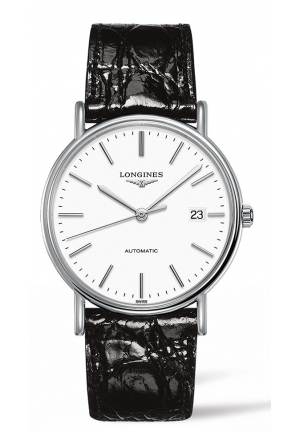 LONGINES PRESENCE AUTOMATIC L49214122, 38.5MM