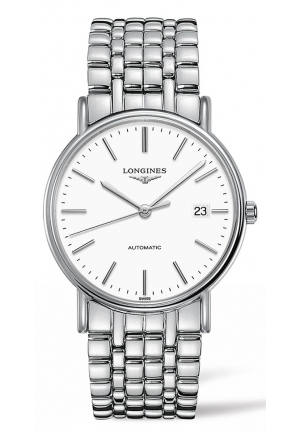 LONGINES PRESENCE AUTOMATIC L49214126, 38.5MM