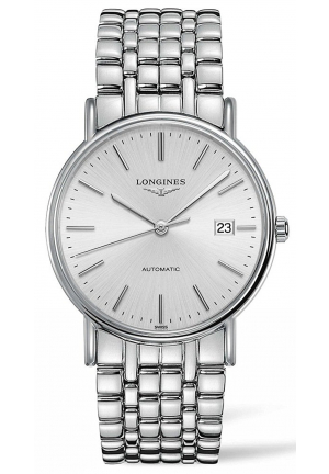 LONGINES PRESENCE AUTOMATIC L49214726 , 38.5MM