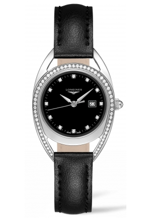 THE LONGINES EQUESTRIAN COLLECTION 30MM STAINLESS STEEL LADIES WATCH L61370570