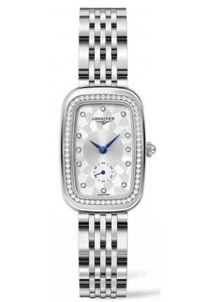 EQUESTRIAN COLLECTION BOUCLE 24MM STAINLESS STEEL LADIES WATCH L61420136
