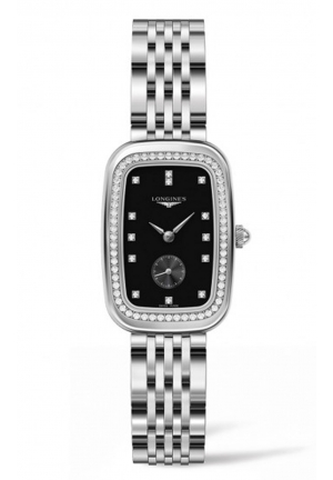 EQUESTRIAN COLLECTION BOUCLE 24MM STAINLESS STEEL LADIES WATCH L61420576