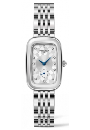 Longines Equestrian Collection Boucle Stainless Steel 24mm L61424776