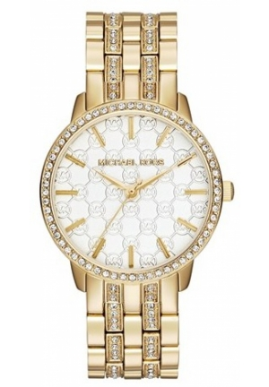 Lady Nini Gold Tone Stainless Steel 35mm