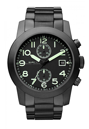 Larry Chronograph Black Watch 46mm MBM5032