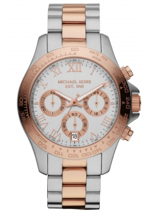 LAYTON Rose Gold tone Stainless Womens Watch 39mm