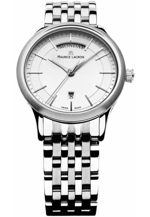 MAURICE LACROIX SERIES LES CLASSIQUES DAY/DATE ROUND 38MM
