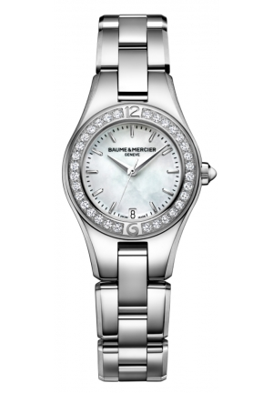 BAUME & MERCIER Diamond Ladies Watch 27mm