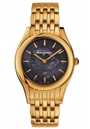 LIRICA Analog Display Quartz Gold Watch 32mm