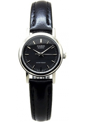Casio Women's Leather watch