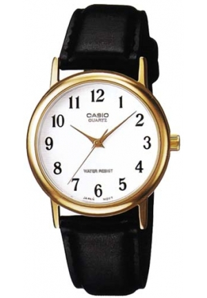 Casio Women's Leather Strap watch