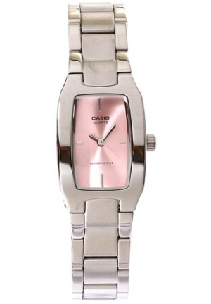 Casio Enticer Analog Pink Dial Women's Watch