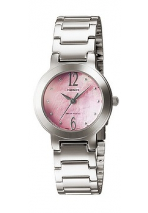 CASIO STANDARD LADIES STANILESS STEEL 26MM