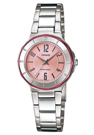 CASIO STANDARD LADIES STANILESS STEEL 20MM