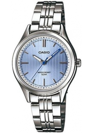 CASIO STANDARD LADIES STANILESS STEEL 30MM