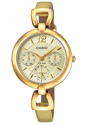 Casio Enticer Lady's Multi Dial Watch