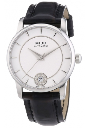 Mido Ladies Watch Automatic Baroncelli Big M007.207.16.036.00 33mm