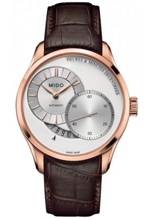 MIDO Belluna II Automatic Silver Dial Men's Watch M024.444.36.031.00