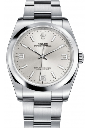 OYSTER PERPETUAL steel , M116000-0001 36 mm