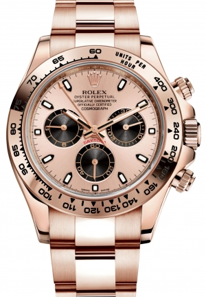 COSMOGRAPH DAYTONA Oyster Everose gold , M116505-0001 40 mm