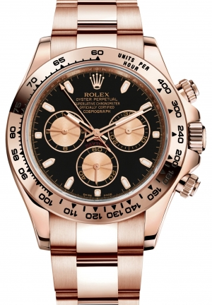 COSMOGRAPH DAYTONA Oyster Everose gold , M116505-0002 40 mm