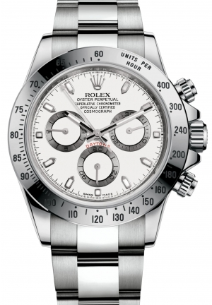 COSMOGRAPH DAYTONA Oyster steel , M116520-0016 40 mm