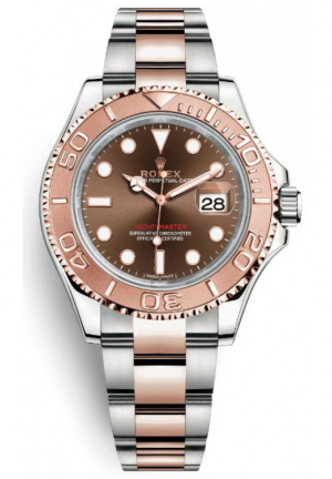 Rolex YACHT-MASTER Steel and Rose Gold 40mm