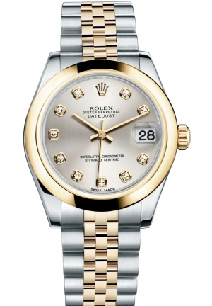 DATEJUST LADY 31 Oyster steel and yellow gold , M178243-0041 31 mm