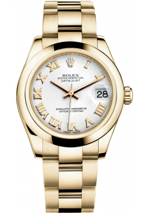 DATEJUST LADY 31 Oyster yellow gold , M178248-0065 31 mm