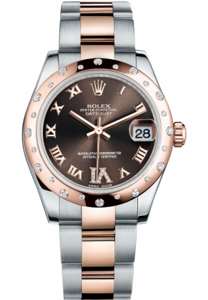 DATEJUST LADY 31 Oyster steel and Everose gold , M178341-0010 31 mm