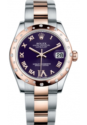 DATEJUST LADY 31 Oystersteel and Everose gold , M178341-0011 31 mm