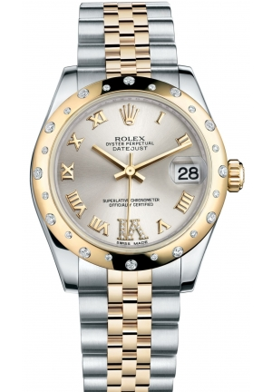 DATEJUST LADY 31 Oyster steel and yellow gold , M178343-0012 31 mm